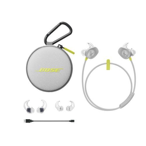 Bose SoundSport™ brezžične slušalke rumena