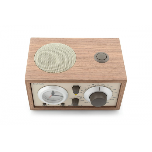 Tivoli Audio Model Three BT clock radio oreh/bež