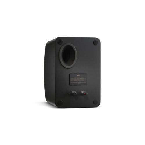 KEF LS50 zvočniki črna