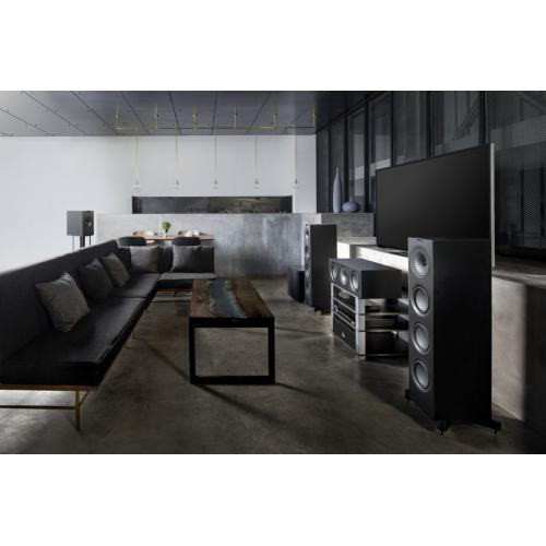 KEF Q550 črna - Samostoječi