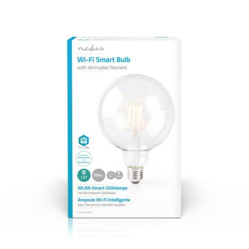 NEDIS WIFI Pametna LED žarnica Filament E27 - Pametni dom