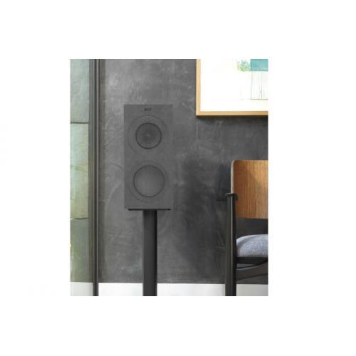 KEF R3 črna - Kompaktni (Bookshelf )