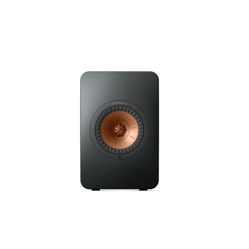 KEF LS50 Wireless II zvočniki Carbon Black