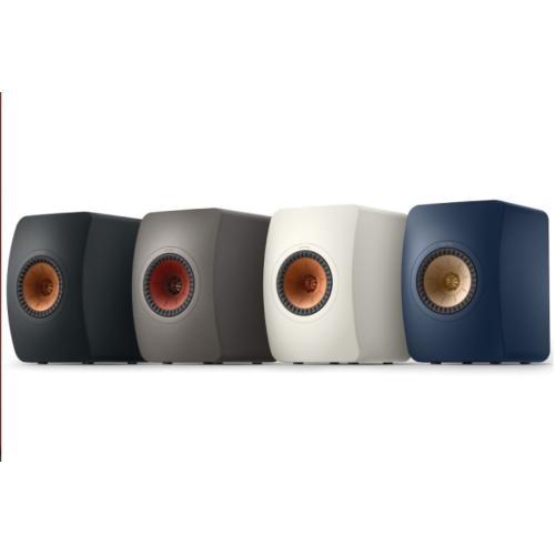 KEF LS50 Meta Titanium Grey - Kompaktni (Bookshelf ) zvočniki
