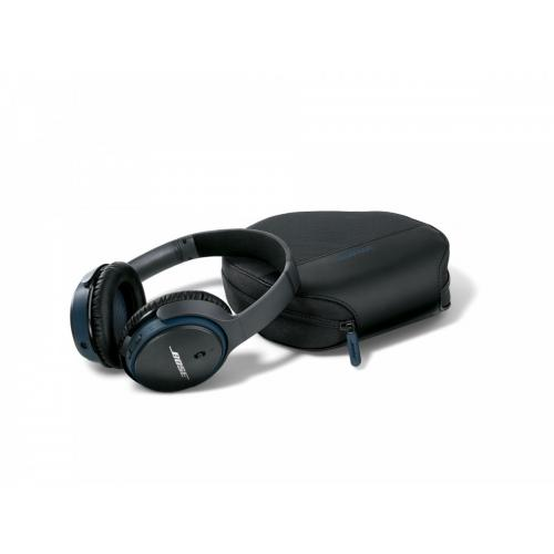 Slušalke naušesne naglavne Bluetooth Bose Soundlink® II - črne - Naglavne slušalke