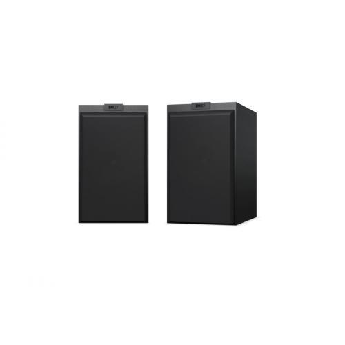 KEF Q150 črna - Kompaktni (Bookshelf )