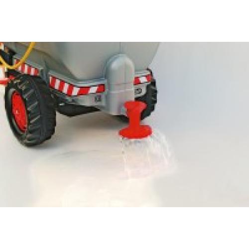 Cisterna Jumbo z črpalko in šobo - Priključki