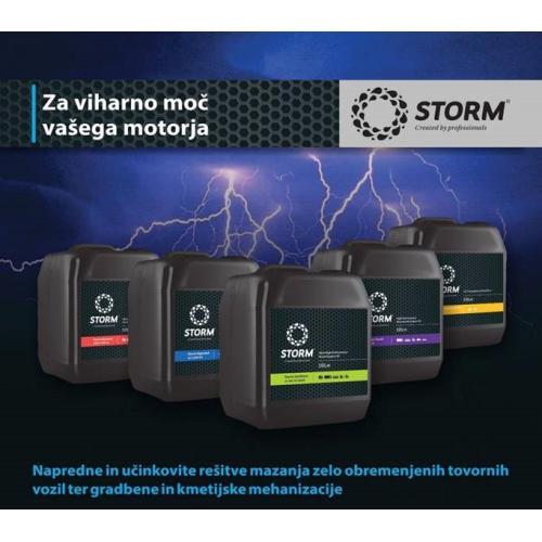 Olje menjalniško Storm Hypoidol GL4 SAE 90 10L - Menjalniška olja