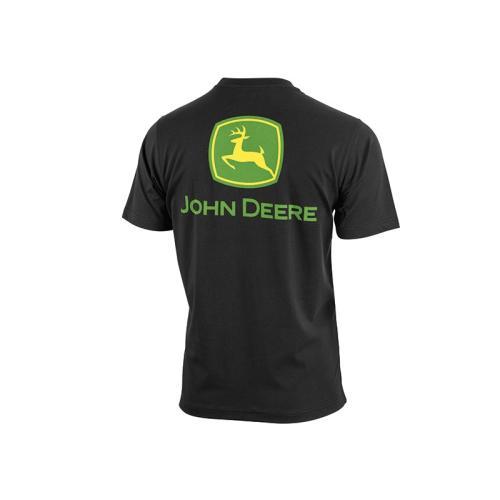 Majica John Deere T-shirt with logo on front and back - Promocijska oblačila