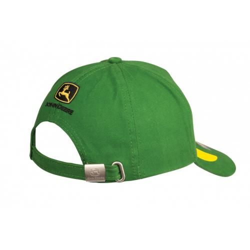 Kapa John Deere for children Johnny view - Kape