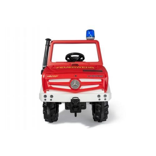Tovornjak gasilski Unimog  - Vozila na pedala