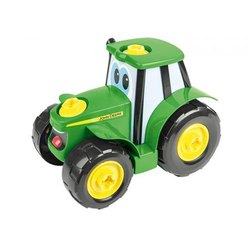 Igrača traktor z orodjem John Deere - Notranje igrače