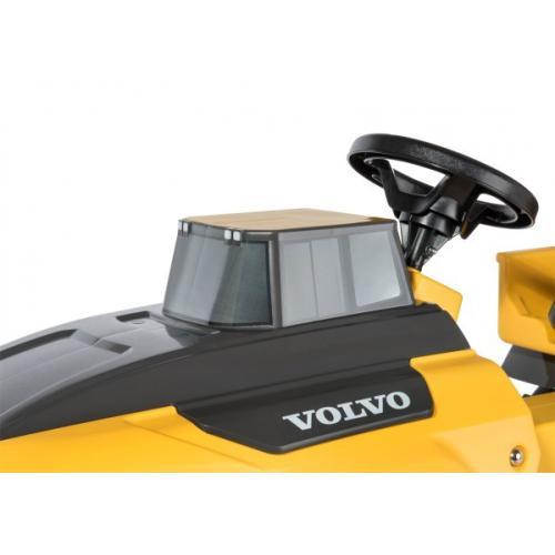Tovornjak Volvo - Vozila na pedala