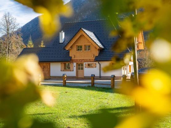 Alpik chalets Bohinj
