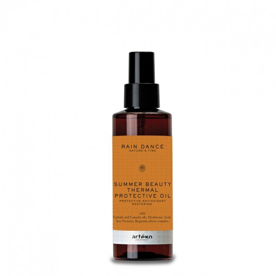 SUMMER BEAUTY THERMAL PROTECTIVE OIL  - SUMMER BEAUTY