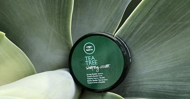 S Tea Tree linijo je lahko vsak dan, dan Zemlje