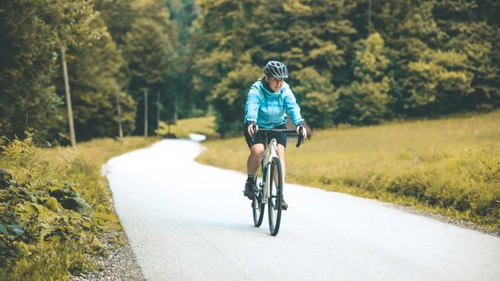 Gorenjsko kolesarsko omrežje. Foto: Lajf d.o.o.
