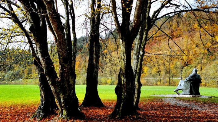 Jesen na Visokem. Foto: Lucija Kavčič
