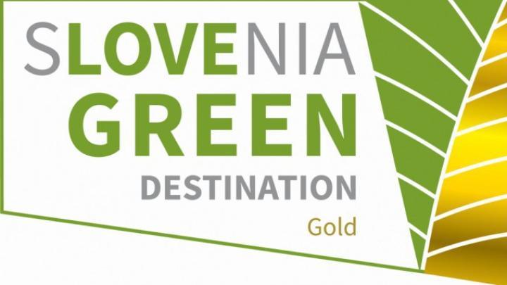 Občina Gorenja vas - Poljane je dobitnica zlatega znaka Slovenia Green Destination.