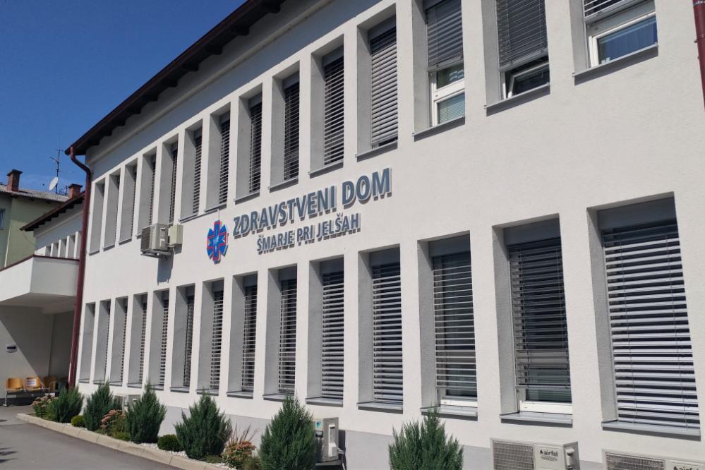 Zdravstveni dom Šmarje še nima novega vodstva. (Foto: Štajerski val)