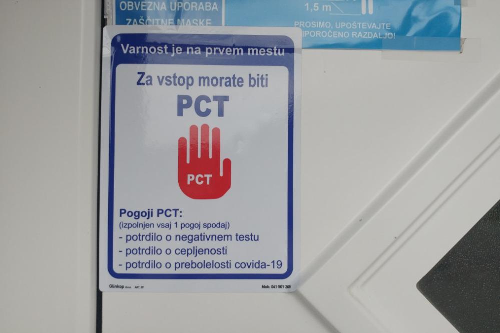 Kakšen izziv je preverjanje in zagotavljanje PCT pogoja za večja podjetja v naših krajih? (Foto: Štajerski val)