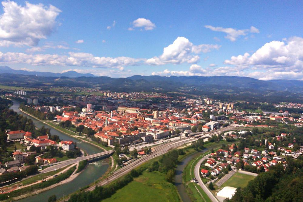 Letos mineva 570 let, kar je Celje dobilo mestne pravice. (Foto: Štajerski val)